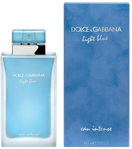 Dolce&Gabbana Light Blue Eau Intense EdP 100ml