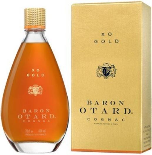 Baron Otard XO Gold 1L