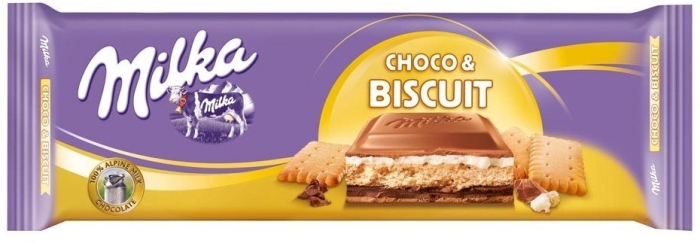 Milka Choco Swing Biscuit 300g