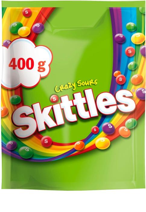 Skittles Sours 400g