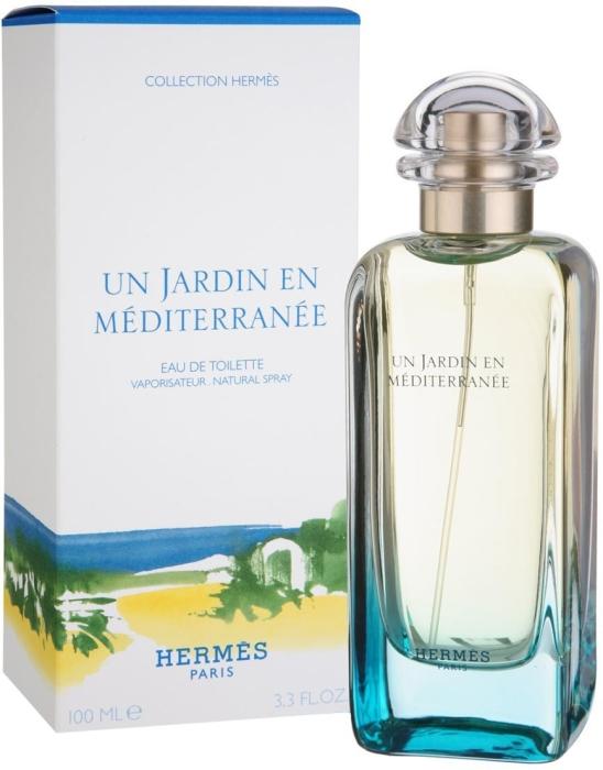 Hermes Un Jardin en Méditerranée EdT 100ml