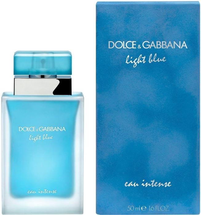 Dolce&Gabbana Light Blue Eau Intense EdP 50ml