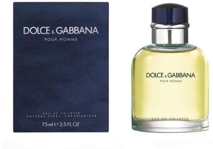 Dolce&Gabbana Pour Homme EdT 75ml
