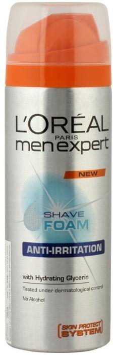 L'Oreal Men Expert Shave Foam 200ml