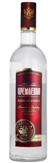 Kremlevka Classic 40% 1L