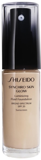 Shiseido Synchro Skin Glow Luminizing Foundation Rose 2 30ml