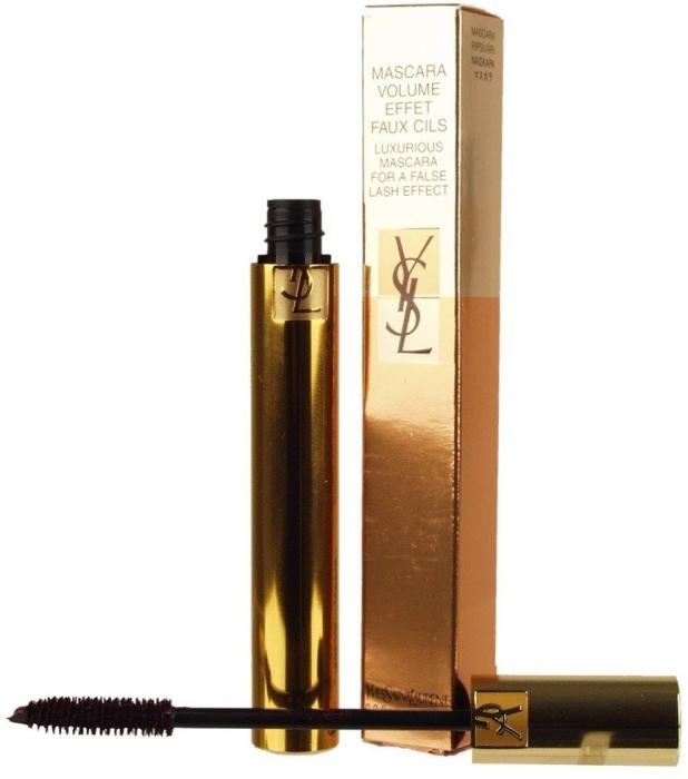 Yves Saint Laurent Mascara Volume Effet Faux Cils No. 5 Burgundy 8ml