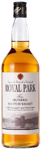 Royal Park Whisky 40% 1L
