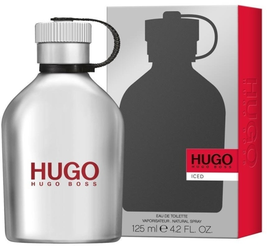 Boss Hugo Iced EdT 125ml