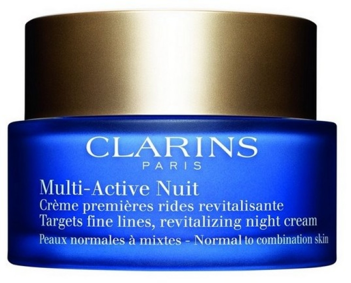 Clarins Multi Active Night Cream Light 50ml