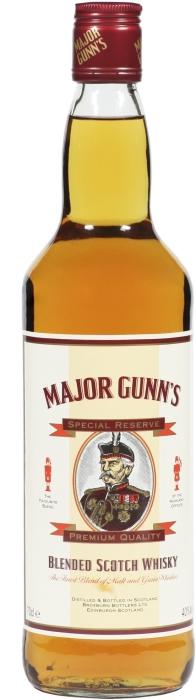 Major Gunns Scotch 1L
