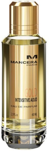 Mancera Gold Intensitive Aoud EdP 60ml
