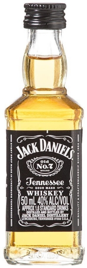 Jack Daniel's Black Label 50ml