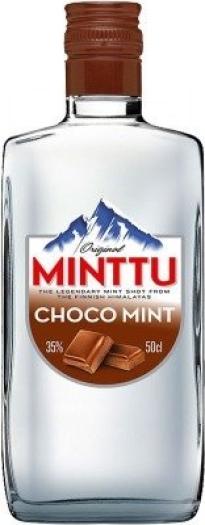 Chymos Minttu Choco Mint 0.5L