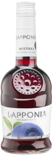 Lapponia Mustikka Blueberry Liqueur 21% 0.5L