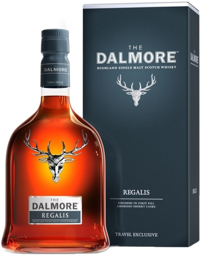 Dalmore Regalis Highland Single Malt Scotch 40% 1L
