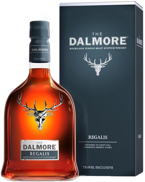 Dalmore Regalis Highland Single Malt Scotch 40% 1L