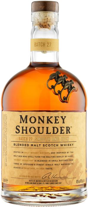 Monkey Shoulder 40% 1L