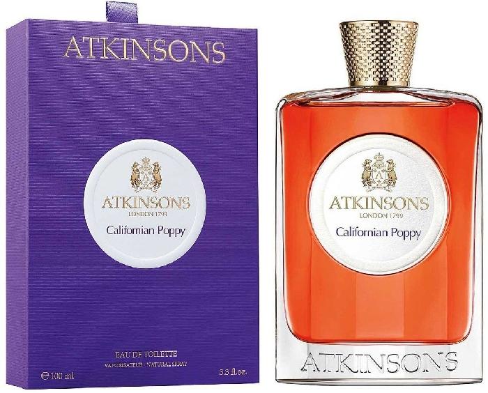 Atkinsons Californian Poppy EdT 100ml