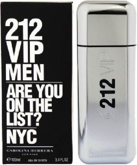 Carolina Herrera 212 VIP EdT 100ml