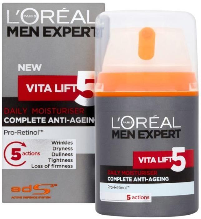 L'Oreal Men Expert Vita Lift 5 Daily Moisturizer 50ml