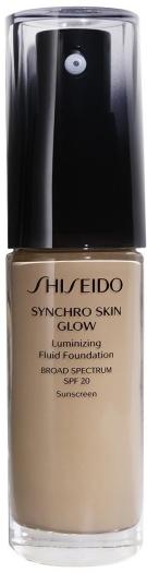 Shiseido Synchro Skin Glow Luminizing Foundation Neutral 4 30ml