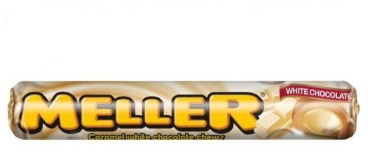 Meller White Chocolate 38g