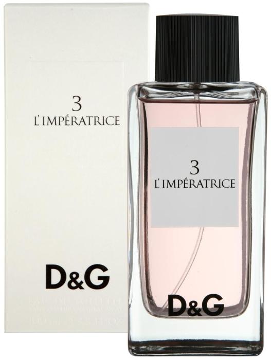 Dolce&Gabbana L'Imperatrice 3 EdT 100ml