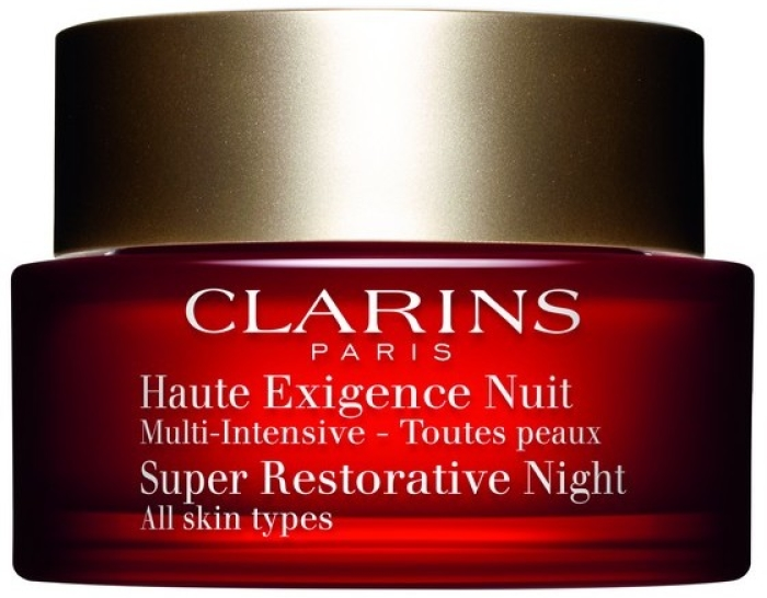 Clarins Super Restorative NCR Night Cream all skin types