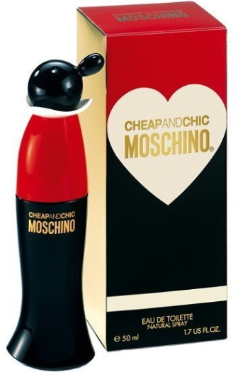 Moschino Cheap and Chic EdT 50ml