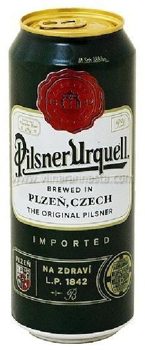 Pilsner Urquell Light Beer 0.5L