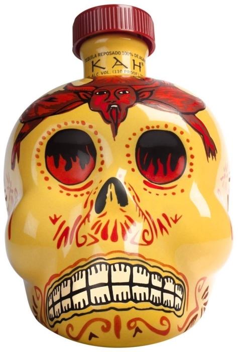 KAH Tequila Reposado 0.7L