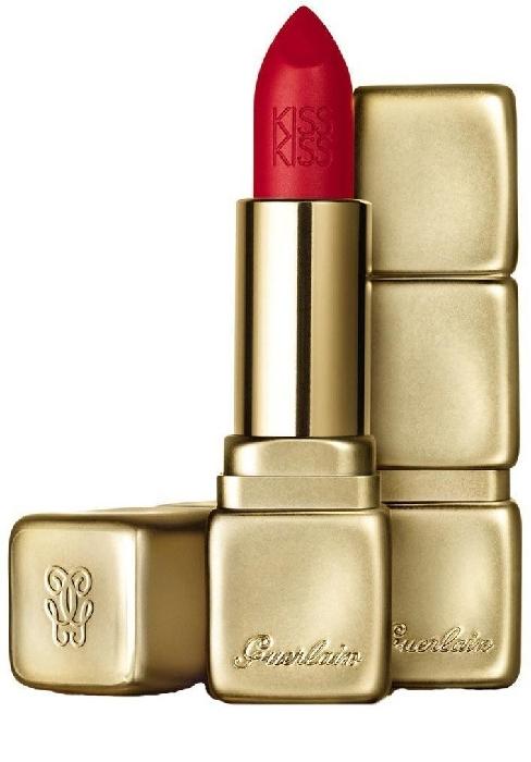 Guerlain Kiss Matte N331 Chilli Red 4g