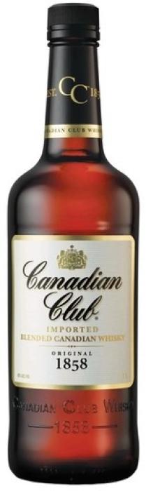 Canadian Club Whiskey 1L