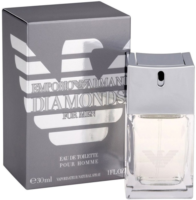 Giorgio Armani Emporio Diamonds For Men EdT 30ml
