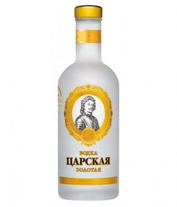 Czar's Gold Vodka 0.5L