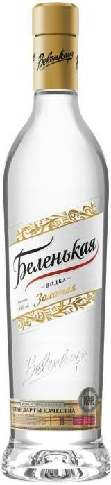 Belenkaya Vodka Belenkaya Gold Vodka 1L