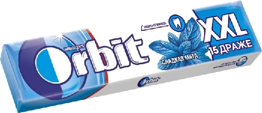 Wrigley's Orbit Bubblemint XXL 20.4g