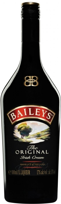 Baileys Irish Cream New 1L