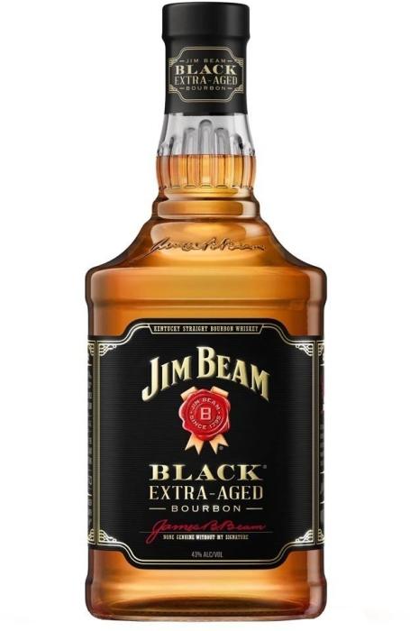 Jim Beam Black 1L