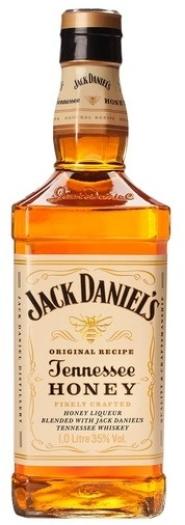 Jack Daniel's Tennessee Honey 1L