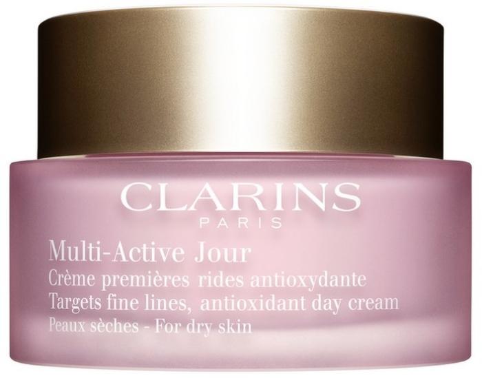 Clarins Multi Active Day Cream Dry Skin