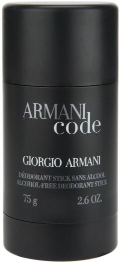 Giorgio Armani Armani Code Deodorant Stick 75g