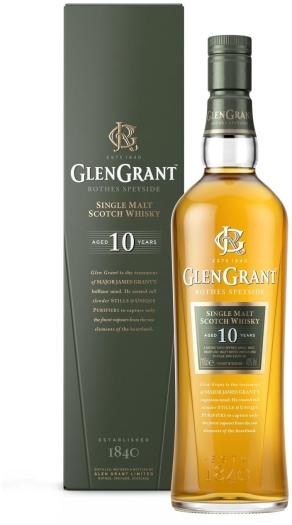 Glen Grant 10y 40% 1L