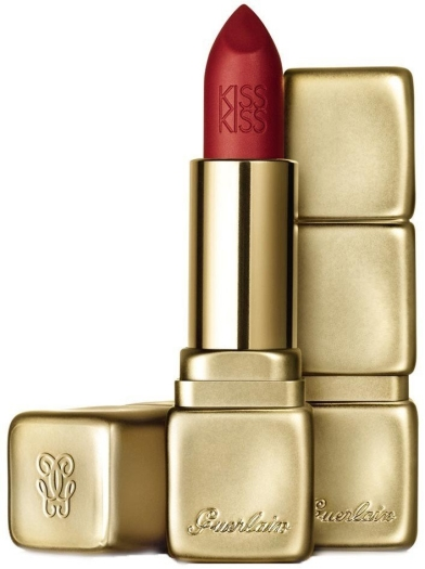 Guerlain Kiss Matte N330 Spicy Burgindy 4g