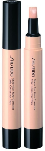 Shiseido Sheer Eye Zone Corrector N102 Light 3.8ml