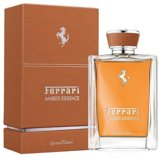 Ferrari Amber Essence Special Edition EdP