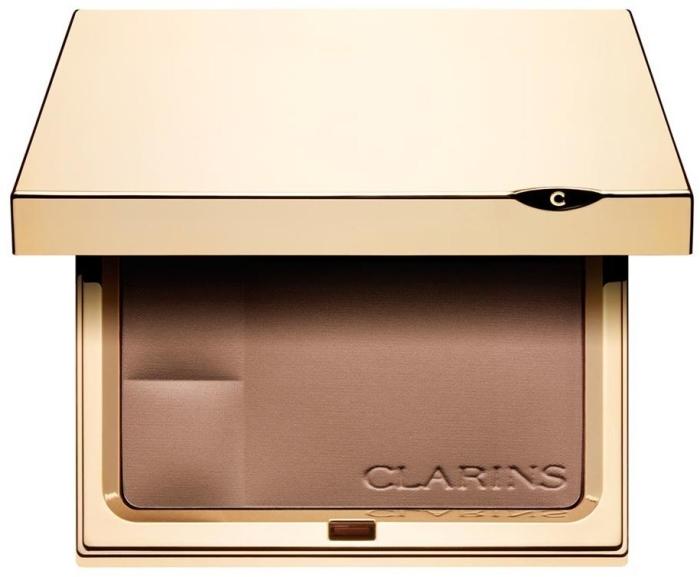 Clarins Ever Matte Mineral Powder Compact N03 Transparent dark 10g