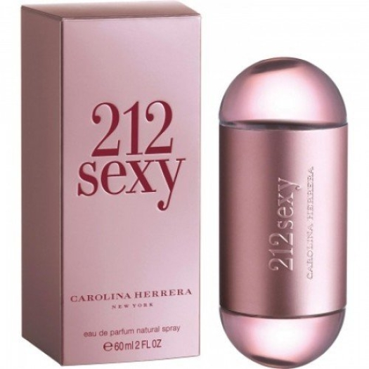 Carolina Herrera 212 Sexy EdP 60ml