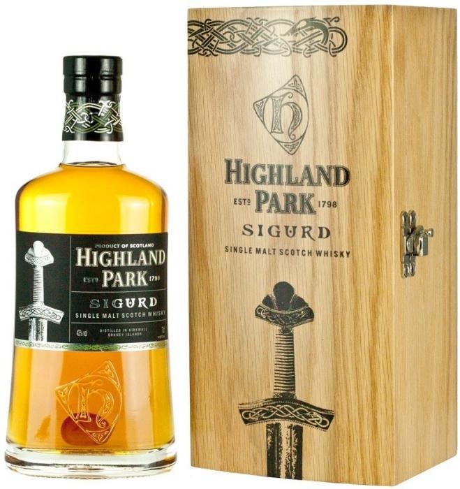 Highland Park Sigurd Whisky 0.7L